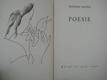 Poesie : básně let 1928-1940 / s věnováním autora