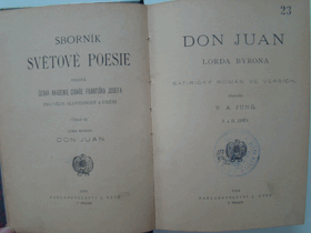 Don Juan lorda Byrona