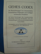 Gehes  Codex