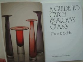 A guide to Czech and Slovak glass